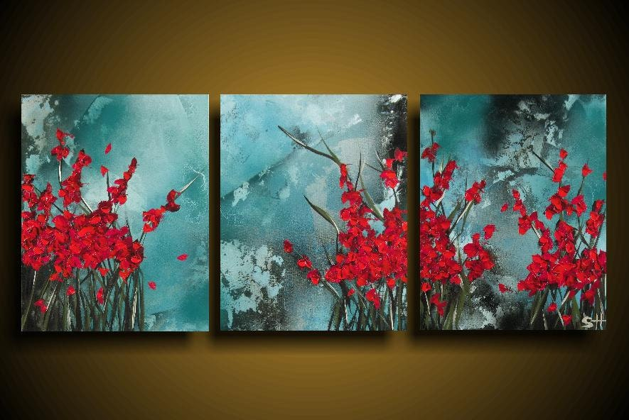 Abstract painting 20 off large asian painting modern art for Modern artwork for home