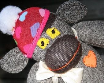 Jojo The Sock Monkey