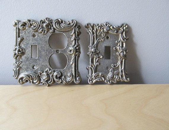 instant collection, vintage outlet covers, light switch plate, american tack and hardware