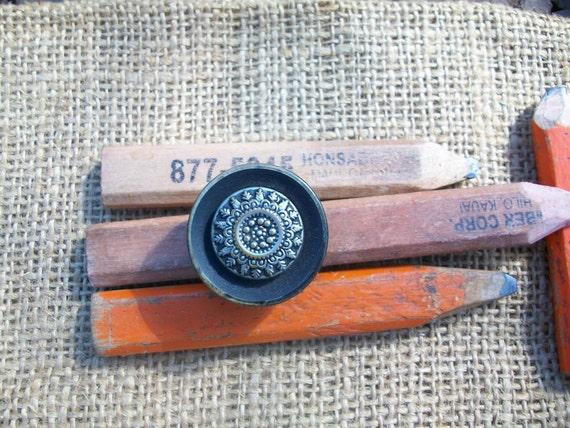 Urban boho gypsy cowgirl ring - by simplyworn