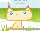 Coloring Book - What Kitties Feel - download