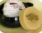 Handmade Soap Gifts For Men - Mountain Range Beer Soap - Made With Sierra Nevada Pale Ale