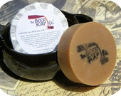 Handmade Soap Gifts For Men - Coffee and Chocolate Beer Soap- Made With Stone Smoked Porter