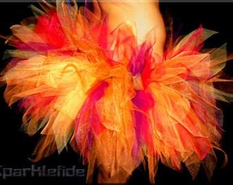 Autumn Fairy Micro Tutu