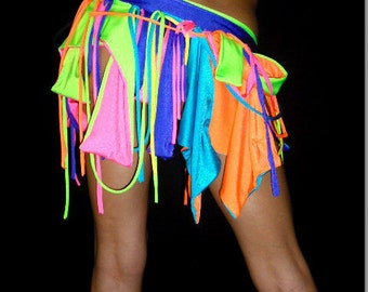 Rainbow Skirt Wrap