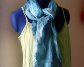 PARIDISE FOUND LAGOON summer scarf collection