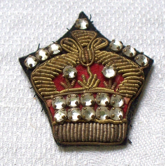 Antique Military Patch