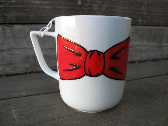 Bow Ties Are Cool - Doctor Who Inspired Mug