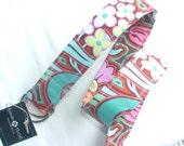 D Ring Belt, summer amy butler floral, M/L