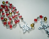 Divine Mercy Red Rosary