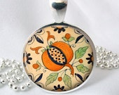Antique Pattern Resin Jewelry Art Pendant Resin Pendant (0188)