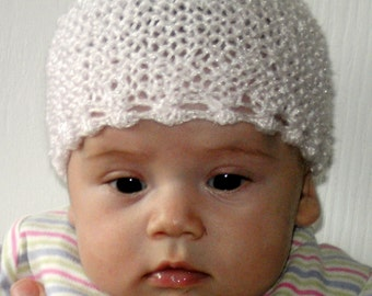Baby Hat Newborn Baby Hat Beanie Cap Cute Photography Prop Shower Gift