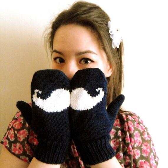 お出かけしたくなる!個性豊かな手編みのミトン集めました
