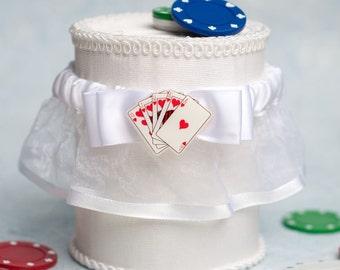 Las Vegas Wedding Garter - 50200