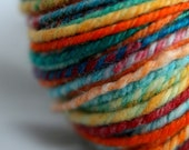 Easter - handspun yarn