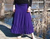 Swirl Skirt, organic cotton