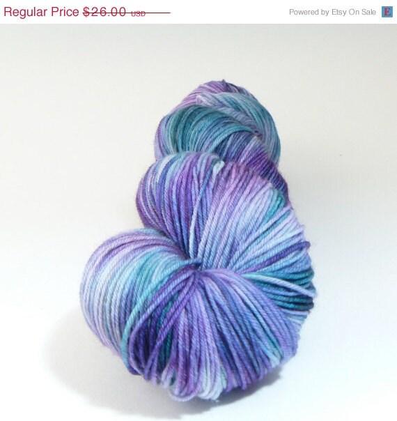 After Christmas Sale NEW -  Boundless Merino/Nylon Sock - Apollo and Daphne
