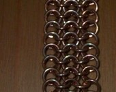Copper Chain Maille Bracelet