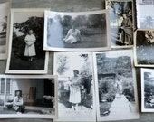 12 Assorted Vintage Photos of Women from 1930's-1950's