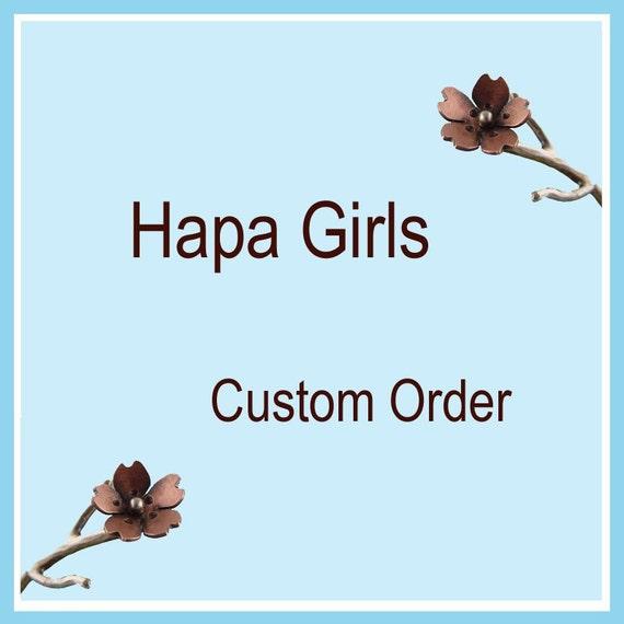 Reserve for Tweetysg - Cherry Blossom Tragus earrings