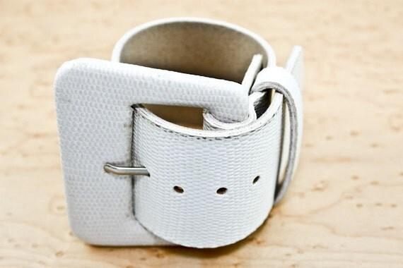 SALE - Belt Bracelet