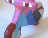 Paper Mache bike 023