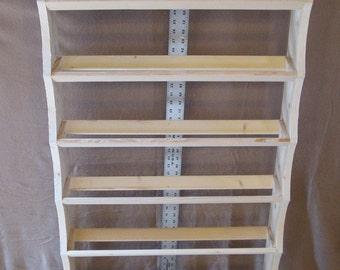 Ribbon rack 7 shelf