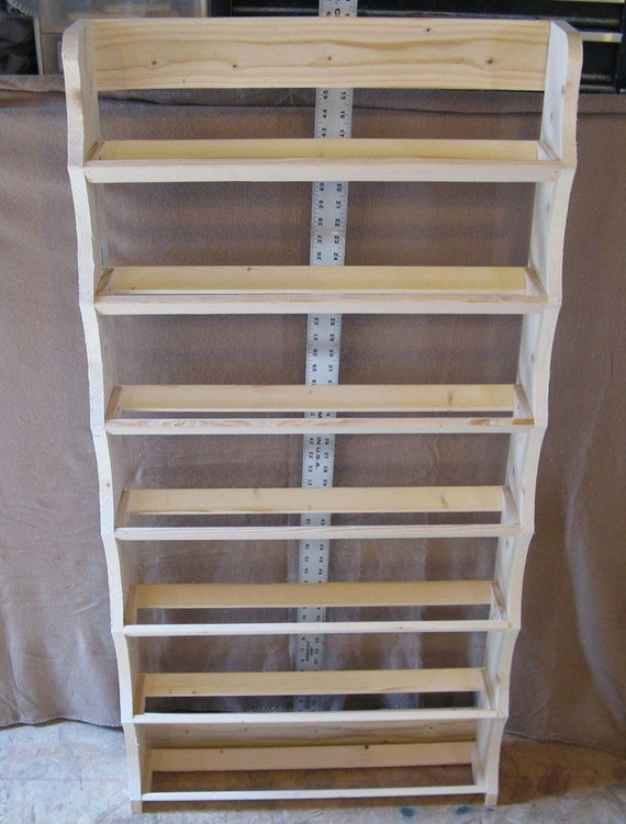 Ribbon rack 7 shelf