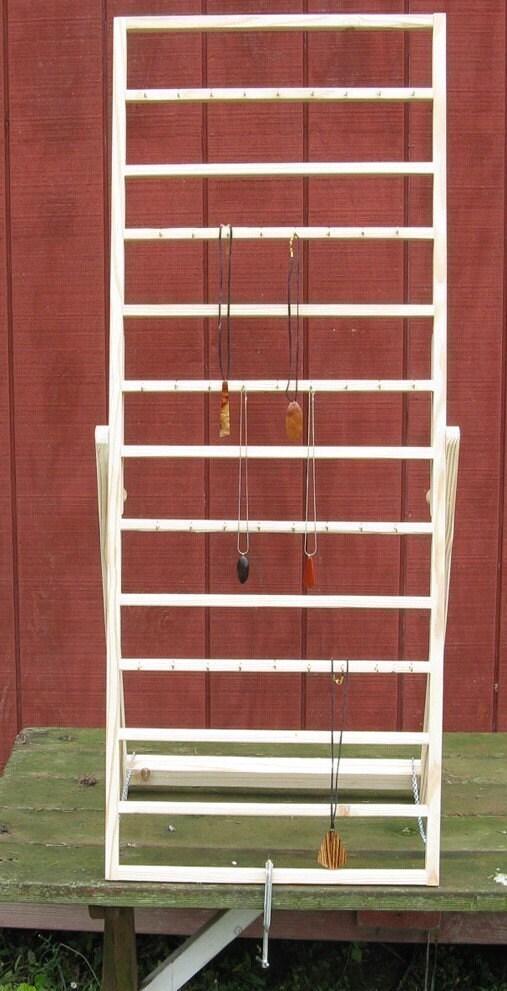 Craft Show Display Ladder