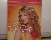 Taylor Swift Altered Spiral Notebook