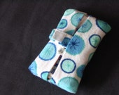 Reversible Fabric Tissue Holder - w/a snug fit