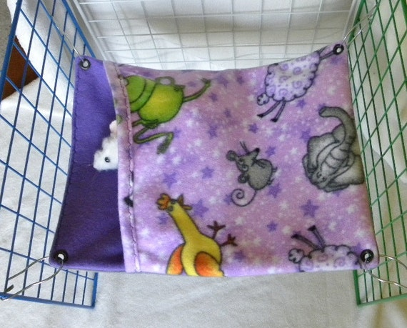 RAT SAC Sleeping Bag med - Stars and Animals