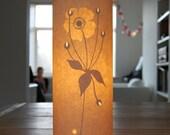 Small Japanese Anemone Lamp