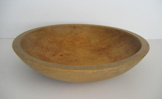 Old Wood Munising Bowl