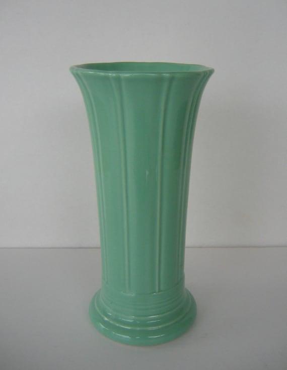 Fiesta Homer Laughlin Vase