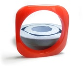 Square Bangle Mold, Flexible Silicone square Bangle Mold,  Resin Bangle Mold. Made in the USA