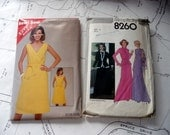 DOLLAR SALE Grab Bag of Misses Vintage Sewing Patterns - Size 16