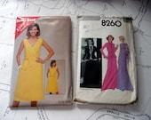 DOLLAR SALE Grab Bag of Misses Vintage Sewing Patterns - Size 16