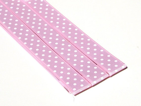 Magnet Bookmark - Pattern Keeper - 3 - Pink Polka Dot