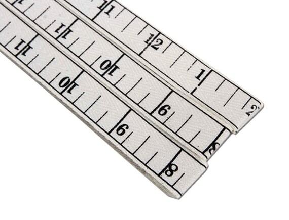 Pattern Magnet - Pattern Keeper Magnet Bookmark - Knitting Crochet Supplies - Set of 3 - Twill Ruler