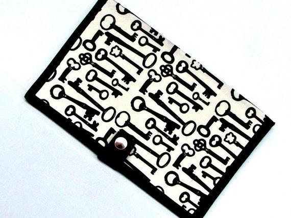 Pattern Wallet Knitting Pattern Keeper Chart Helper Knitting Crochet  - Skeleton Key
