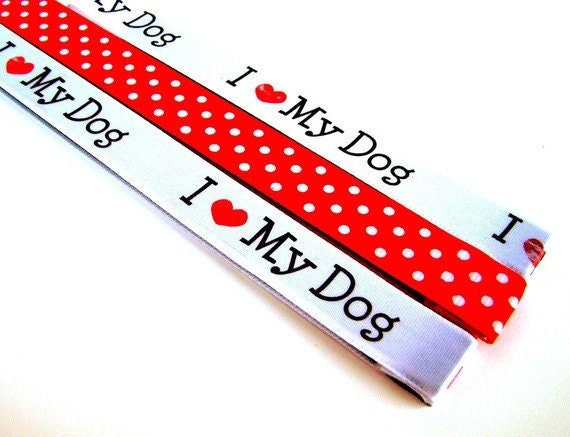 Pattern Magnet - Chart Keeper Magnetic Bookmark - Knitting Crochet Supplies Tools - Set of 3 - I love my Dog