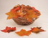 Fall Maple Leaf Soap / Autumn Maple Leaf Soap