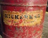 KickerKan Gas Can