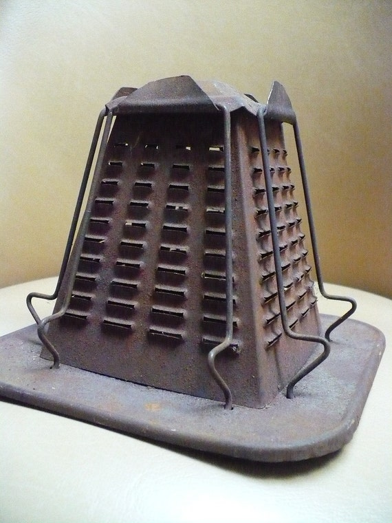 Antique Electric Toasters ~ Antique metal toaster