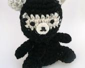 Teddy Bear Amigurumi, Ninja