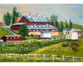 WILTON FARM DAIRY, Catonsville - print