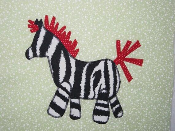 Baby Zoo animals quilt blocks
