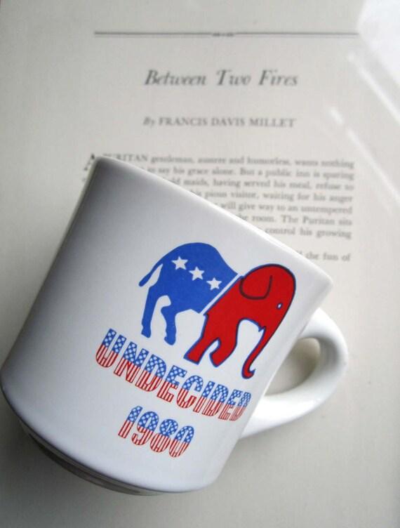 Vintage Political Mug le zoo sale item