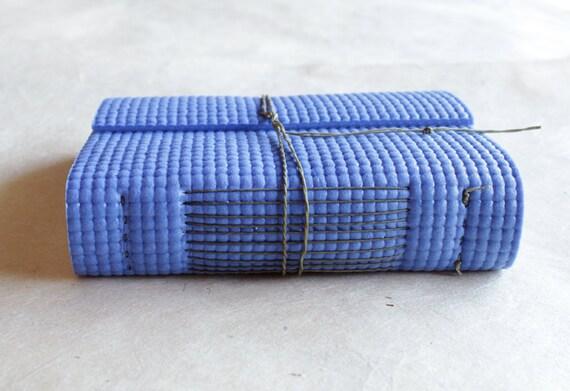 The Judi - Journal with Repurposed Yoga Mat Cover